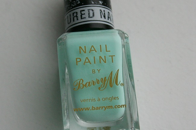 Barry M Ridley Road – Textured Nail Effect