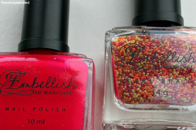 Embellish 3D Manicure