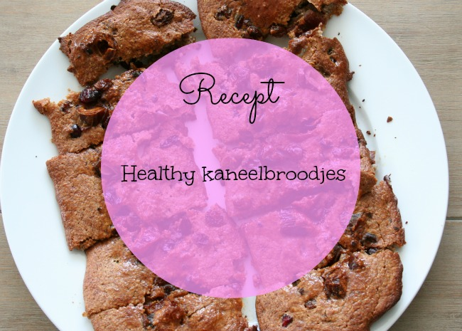 Recept: Healthy Kaneelbrood