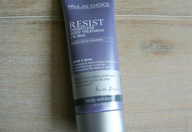 Paula's Choice: Body Treatment 2% BHA