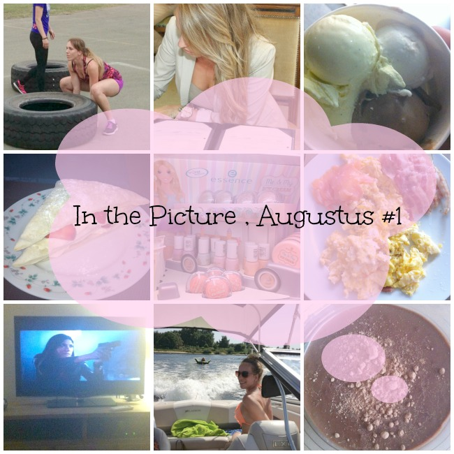 In the Picture, Augustus #1