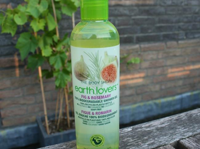 The Body Shop – Earth Lovers Shower Gel
