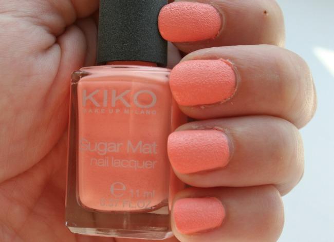 Kiko – Sugar Mat Nagellak