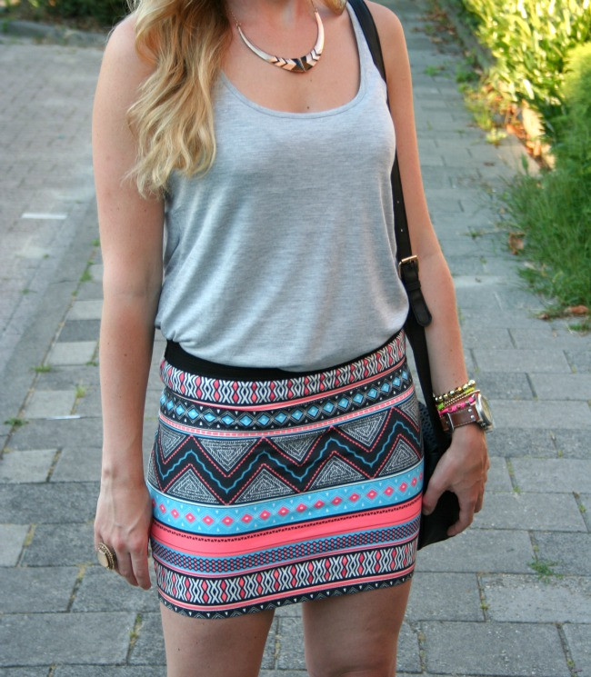 Outfit of the day: Hot Summer Evening