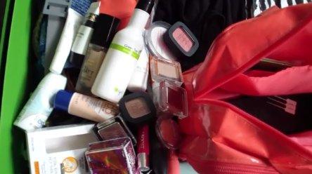 Filmpje: What's in my Beautybag – op reis –