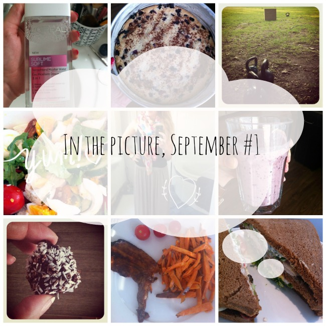 In the Picture, September #1