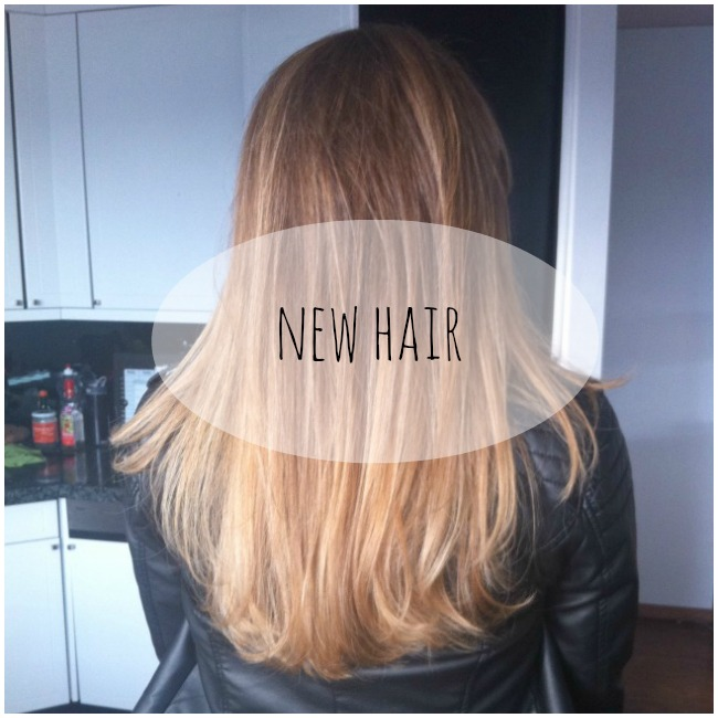 New Hair: Rob Peetoom Salon