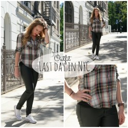 Outfit: Last Day in NYC