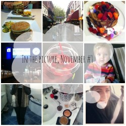 In the Picture, November #1