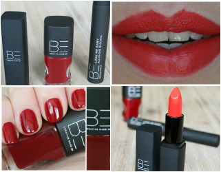 Be Creative Make-up: Lipstick, Mascara & Nagellak