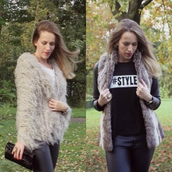 Outfits: Meet my furry friends