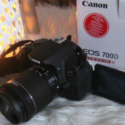 New: Canon EOS 700D