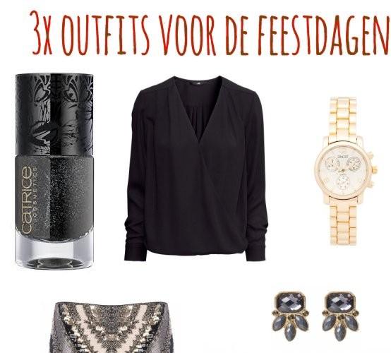 3x Leuke Outfits voor de Feestdagen!