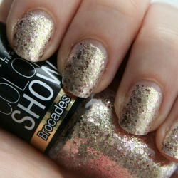 Maybelline Colorshow Brocades Nagellak – Knitted Gold