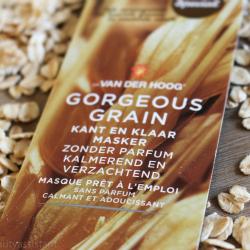 Dr van der Hoog – Gorgeous Grain Masker