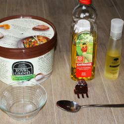 DIY: Kokos – Argan – Olijfolie Haarmasker
