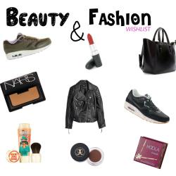 Beauty & Fashion Wishlist Januari