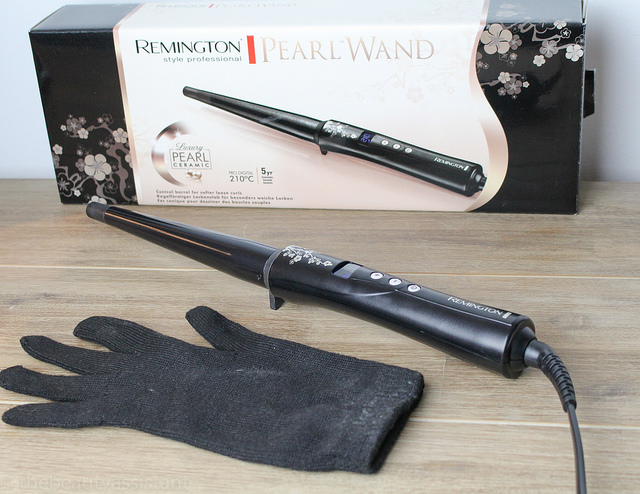 Remington Pearl Wand CI95