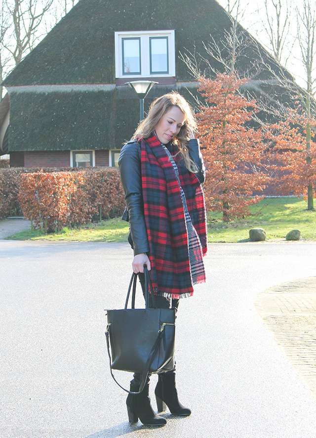 Outfit: My New Bag