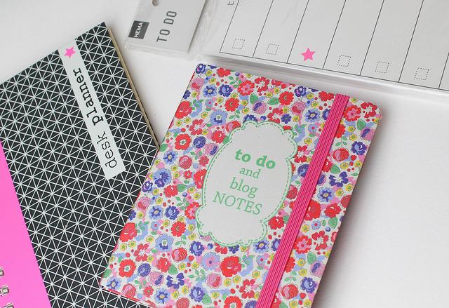 Tip: Hema Notitieboekjes & To Do Lijstjes