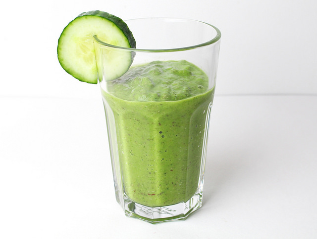Healthy Smoothie 'The Green Monster'
