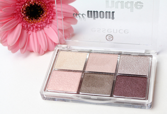 Essence All About Nude Eyeshadow Palette