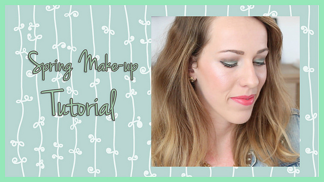 Spring Make-up Tutorial