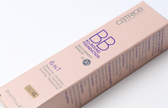Catrice BB Allround Foundation