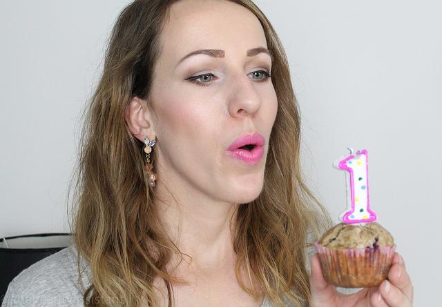 Hoera! Happy 1st Blog Anniversary!