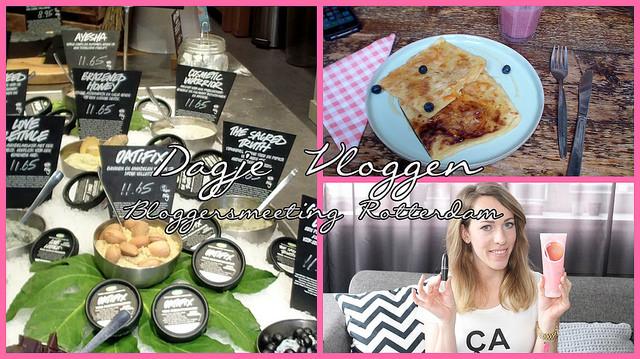 Dagje Vloggen: Bloggersmeeting Rotterdam