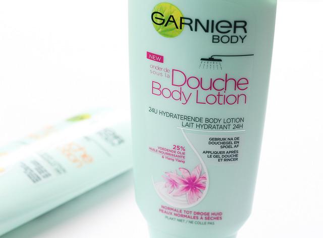 Garnier Douche Body Lotion