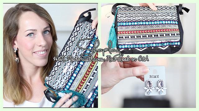 Shoplog H&M, Modemusthaves, New Look en C&A