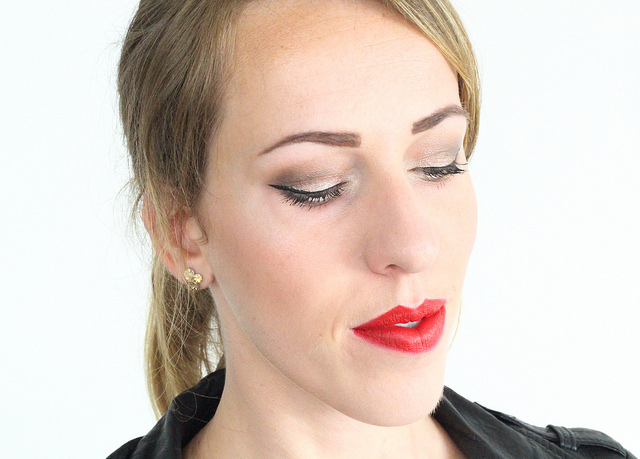 Make-Up Of The Day: Red Lips