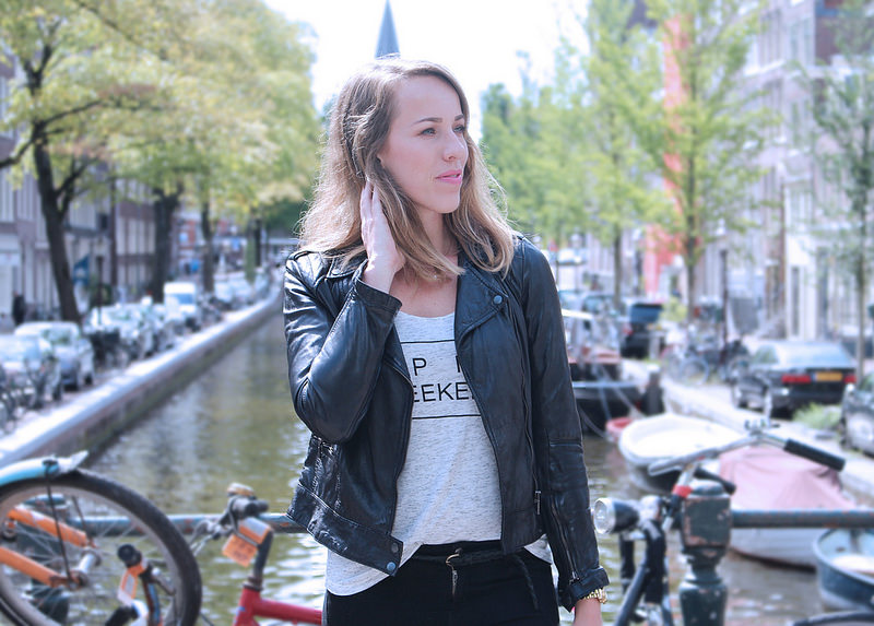 Outfit: Pretty Amsterdam