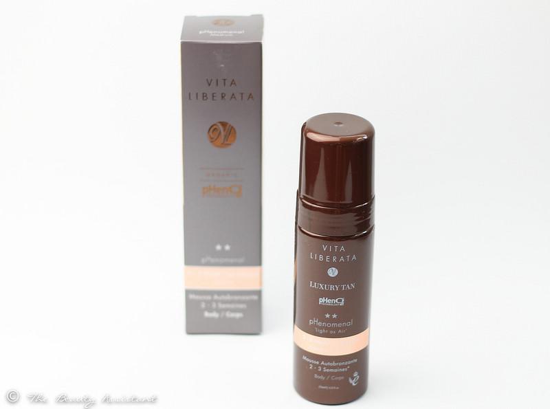 Vita Liberata pHenomenal Luxury Tan