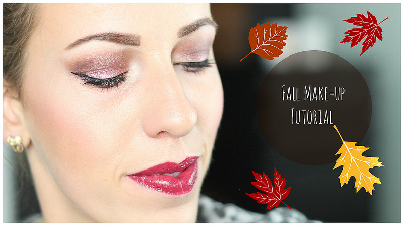 Fall Make-up Tutorial