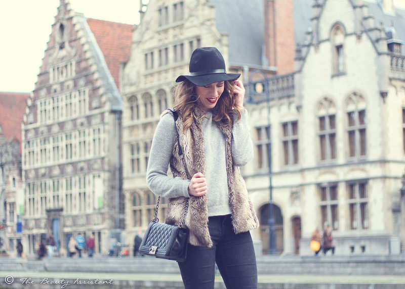 Outfit: Furry in pretty Gent