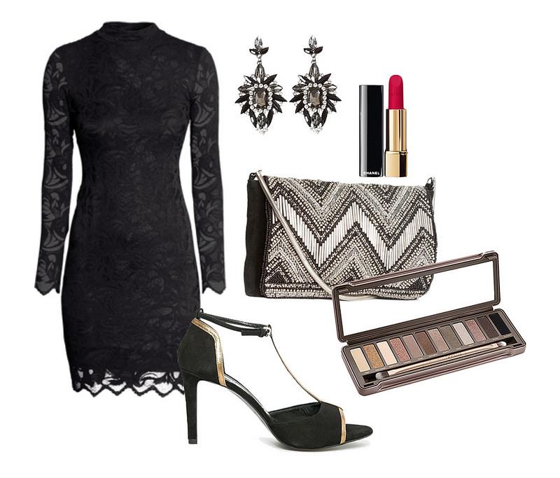 3x Black party dress voor de feestdagen!