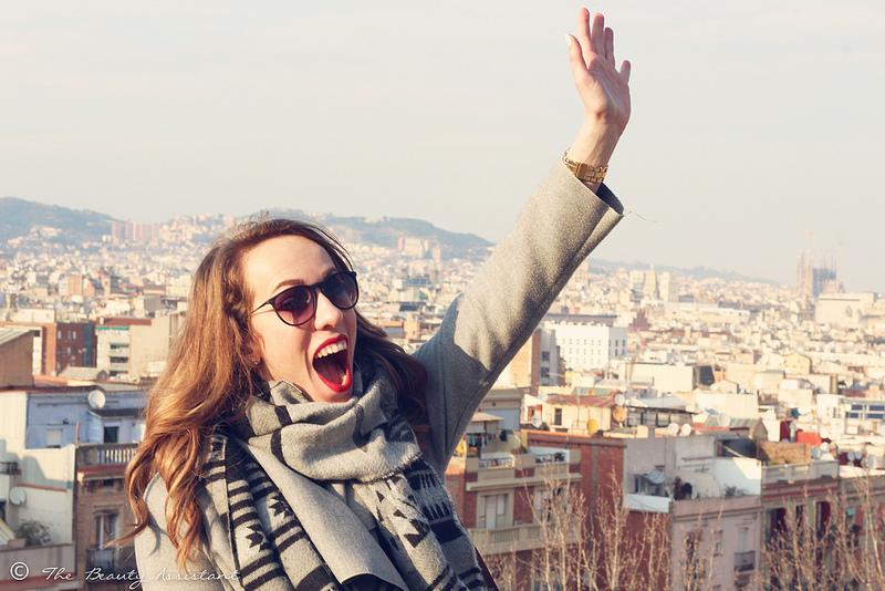 Travel: Verslag + Vlog Barcelona