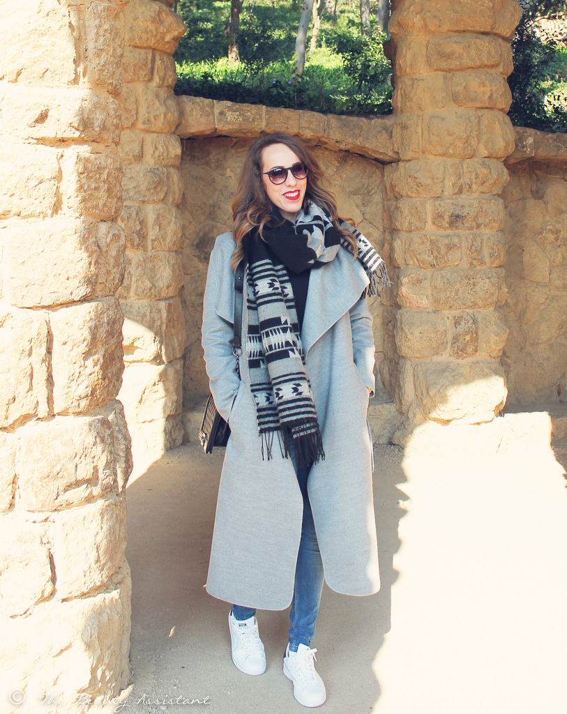 Outfit: Sunny Day in Park Güell