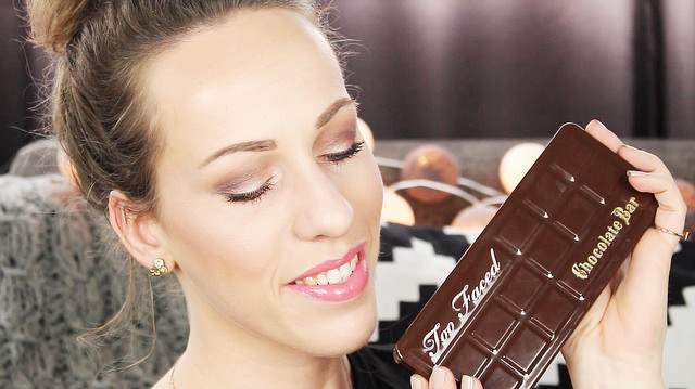 Make-up Look Too Faced Chocolate Bar Palette
