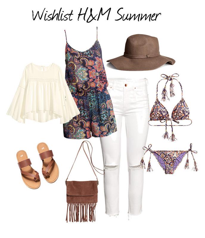 Wishlist H&M Summer