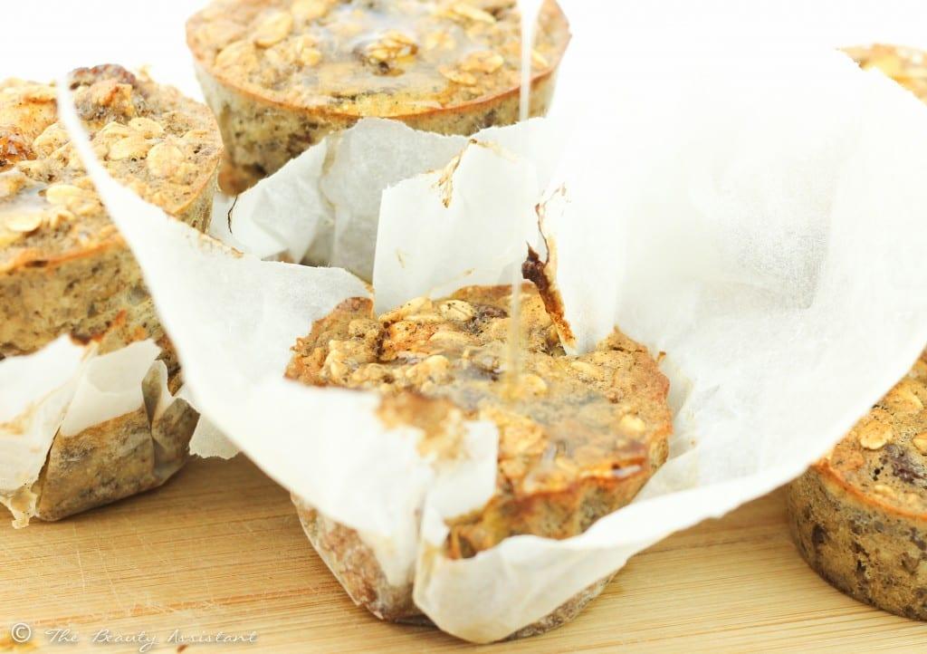 Recept: Havermout Appeltaart Muffins