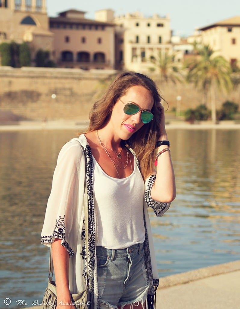 Outfit: Laatste avond in Mallorca