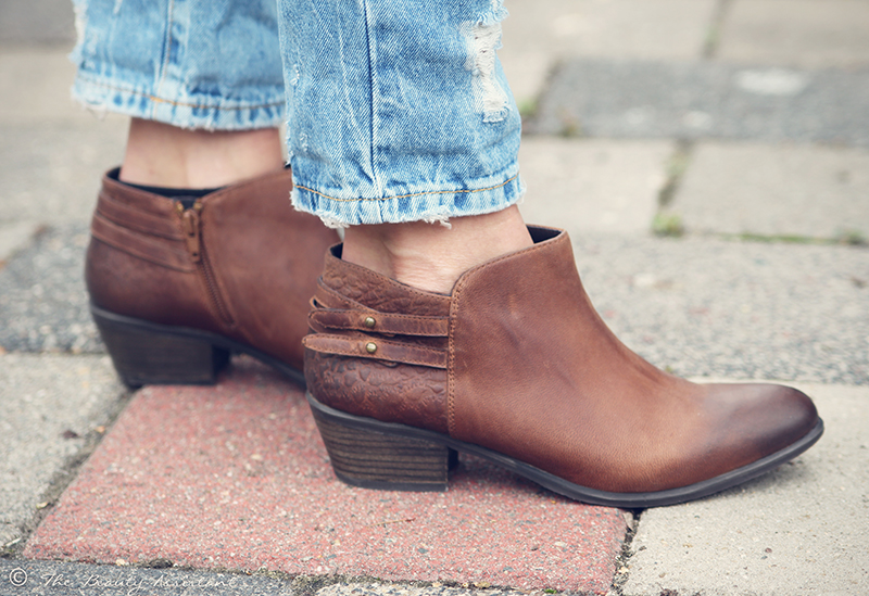 Outfit: Vintage Booties