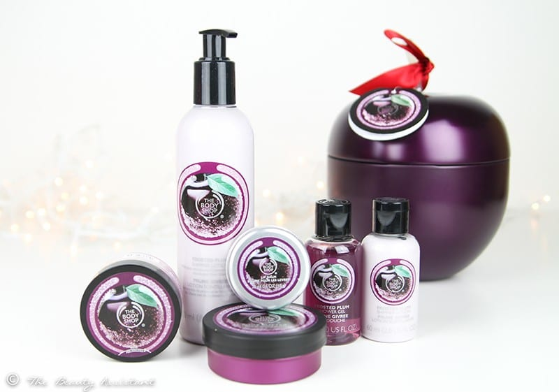 WINACTIE // WIN EEN FROSTED PLUM PAKKET VAN THE BODY SHOP