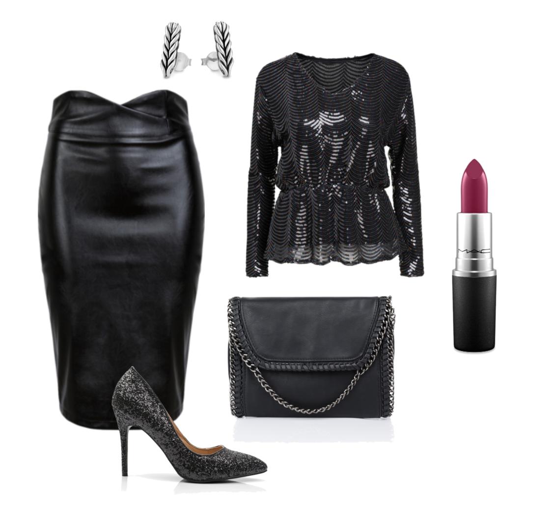 3x Glitter & Glamour Kerstoutfits