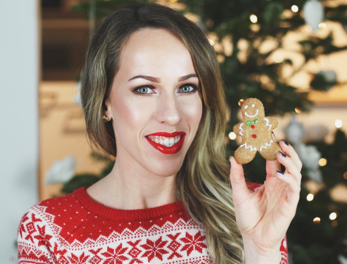 Recept: Gingerbread Christmas Cookies