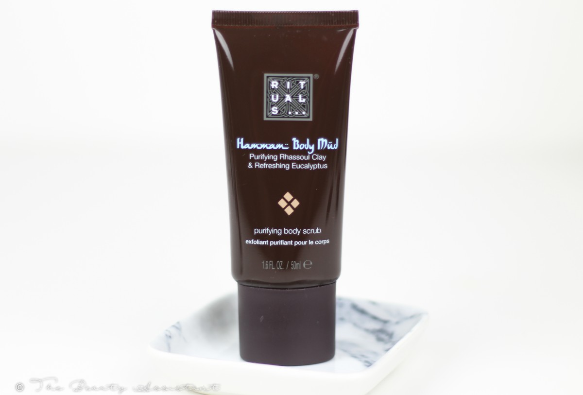 rituals hammam body mud scrub the beauty assistant. Black Bedroom Furniture Sets. Home Design Ideas