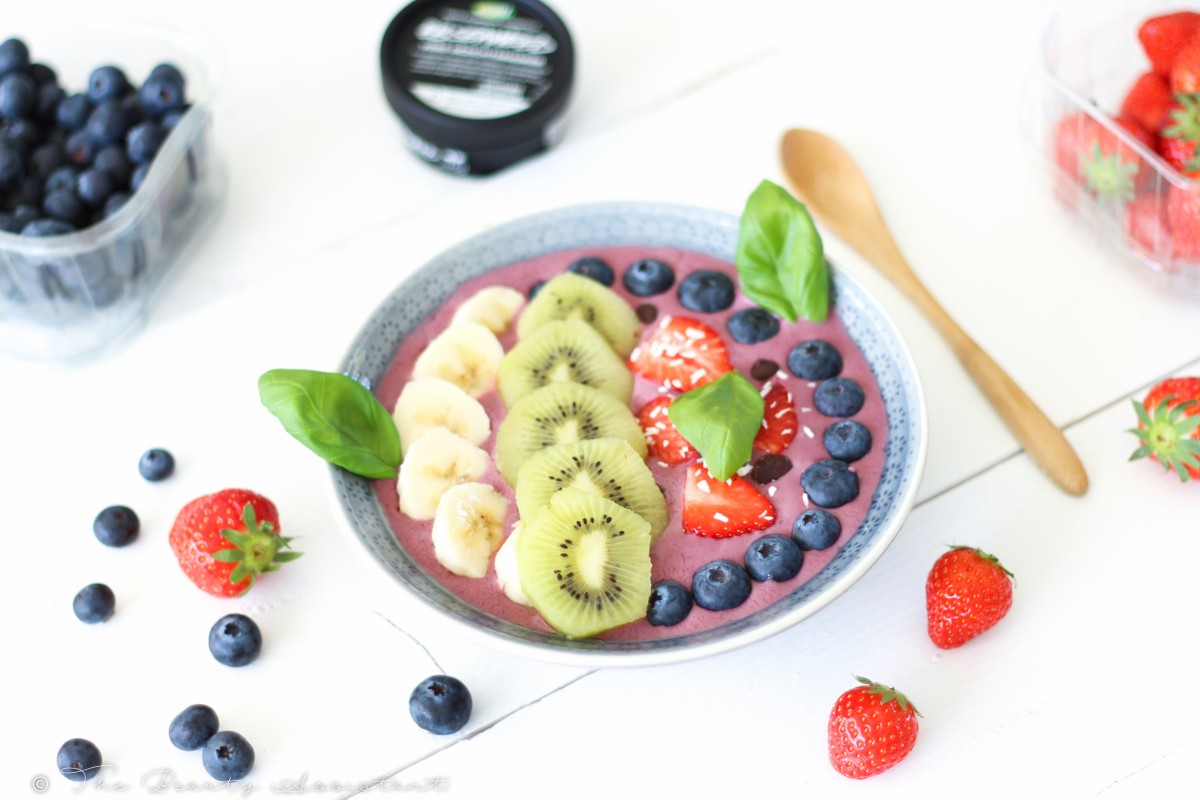 Recept: Acai smoothie bowl